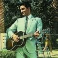 Elvis i det store race billede