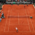 Tennis: French Open billede